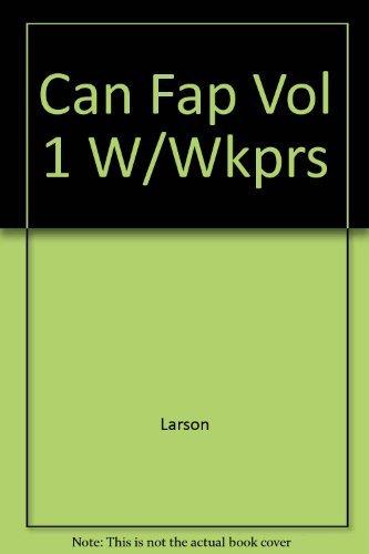 9780256209648: Can Fap Vol 1 W/Wkprs