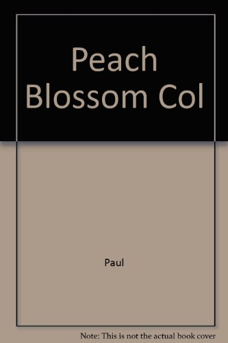 9780256216721: Peach Blossom Cologne Company: Short Audit Case
