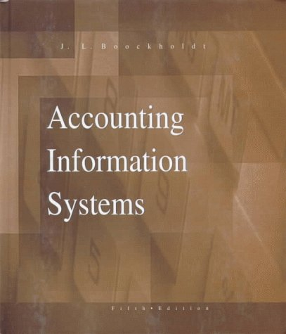9780256218855: Accounting Information Systems