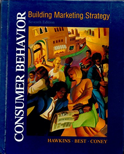 9780256218954: Consumer Behavior: Building Marketing Strategy (Irwin/Mcgraw-Hill Series in Marketing)
