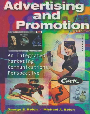 9780256218992: Advertising and Promotion: An Integrated Marketing Communications Perspective (Irwin/McGraw-Hill Series in Marketing)