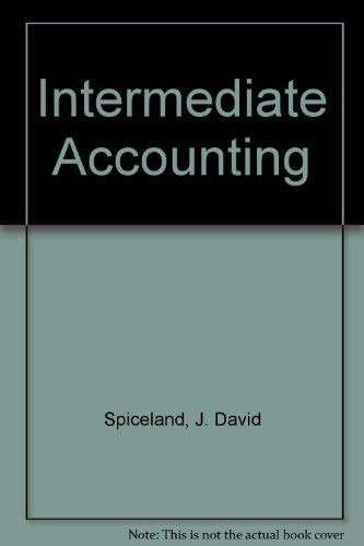 9780256226775: Intermediate Accounting
