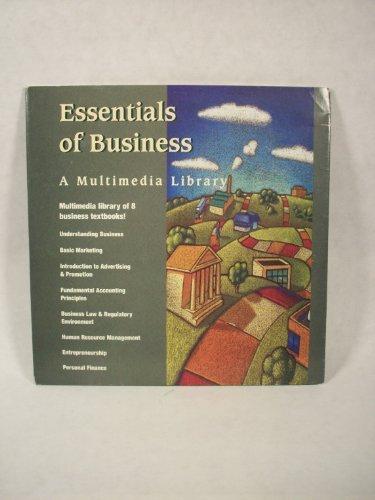 9780256228380: Essentials of Business CD ROM