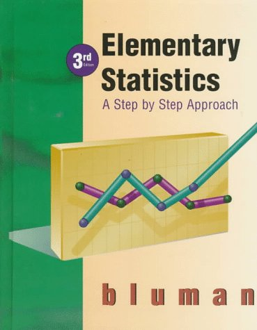 9780256234305: Elementary Statistics: A Step-By-Step Approach