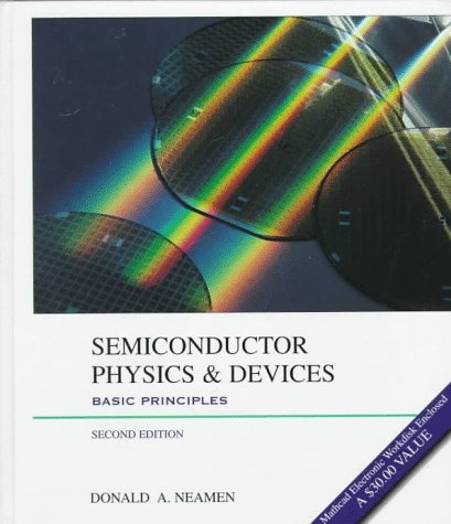 9780256242140: Semiconductor Physics and Devices: Basic Principles