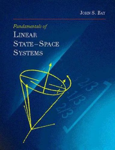 9780256246391: Fundamentals of Linear State Space Systems (McGraw-Hill International Editions Series)