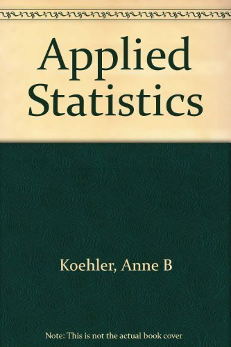 9780256247268: Applied Statistics: Improving Business Success : Minitab/Sas Manual With Data Disk