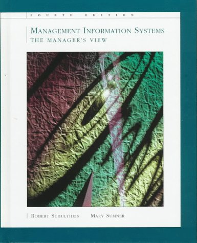 9780256251951: Management Information Systems