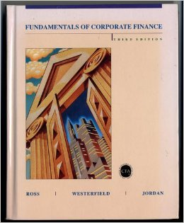 9780256252033: FUNDAMENTALS OF CORPORATE FINANCE - ANNOTATED INSTRUCTOR'S EDITION 3RD EDITION