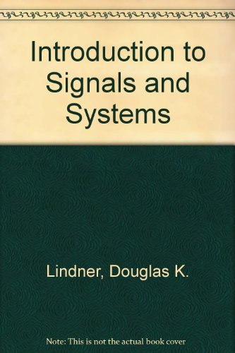 9780256252590: Introduction to Signals and Systems