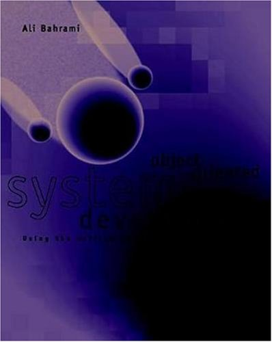9780256253481: Object Oriented Systems Development