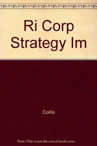 Ri Corp Strategy Im: Collis