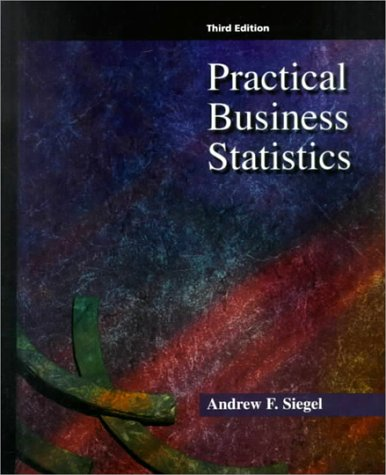 9780256257397: Practical Business Statistics
