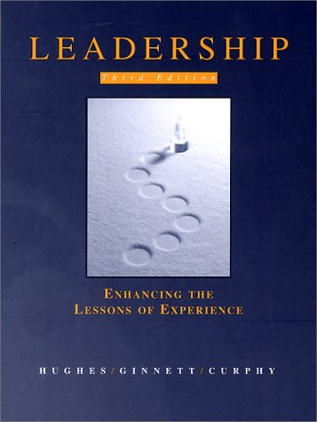 9780256261431: Leadership: Enhancing the Lessons of Experience