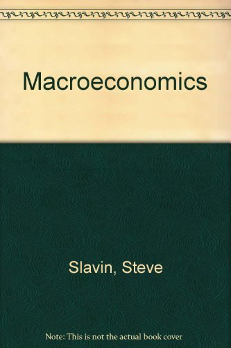9780256263275: Macroeconomics