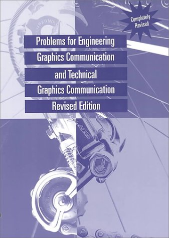 9780256267808: Problems for Engineering Communications & Technical Graphic Communications, Revised Edition