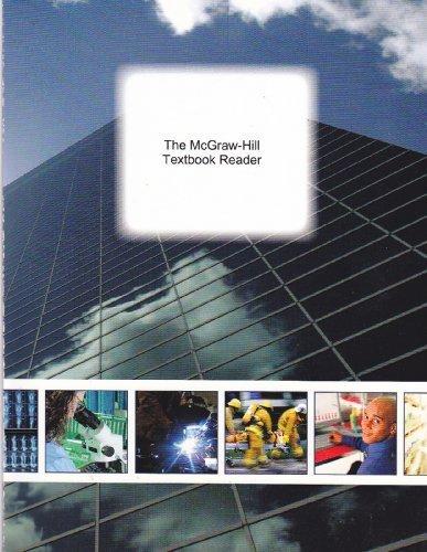 9780256883350: McGraw-Hill Textbook Reader