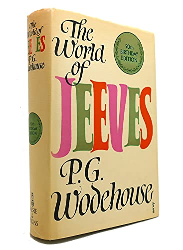9780257160542: The World of Jeeves