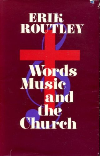 9780257650296: Words, Music and the Church