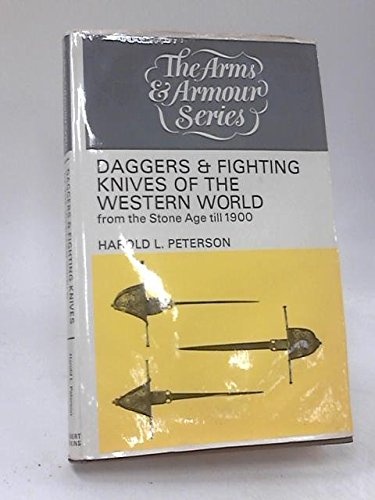 9780257656410: Daggers and Fighting Knives of the Western World (Arms & Armour)