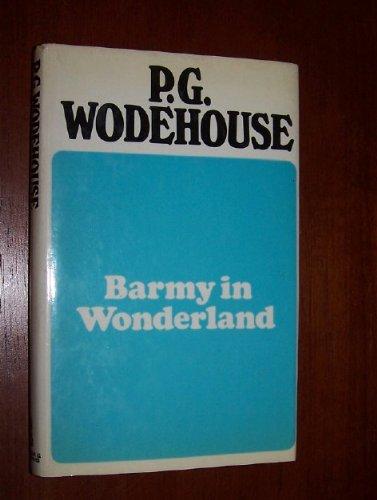 9780257656489: Barmy in Wonderland