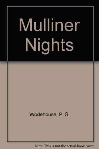 9780257660844: Mulliner Nights