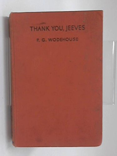 9780257663418: Thank You, Jeeves