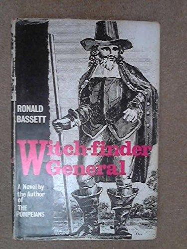 9780257665405: Witch-finder General