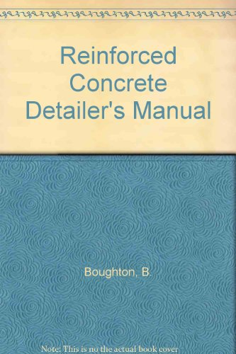9780258967430: Reinforced Concrete Detailer's Manual