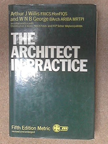 9780258969595: Architect in Practice