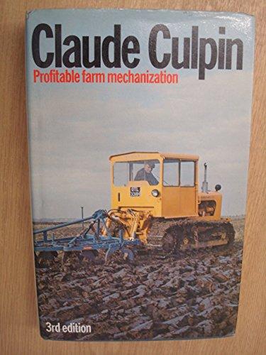Profitable Farm Mechanization: Culpin, C.