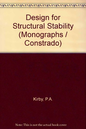 9780258970638: Design for Structural Stability