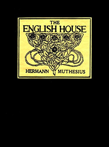 9780258971017: The English House