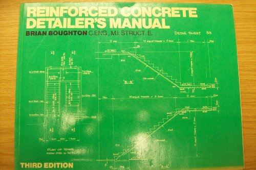 9780258971284: Reinforced Concrete Detailer's Manual