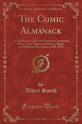 The Comic Almanack: An Ephemeris in Jest: Albert Smith