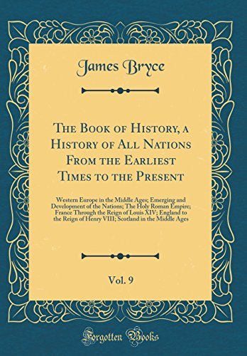 The Book of History, a History of: James Bryce