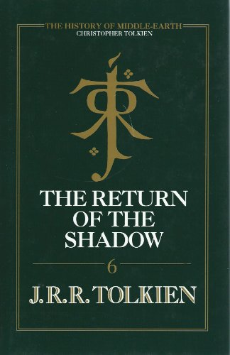 9780261102033: The Return of the Shadow