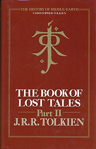 9780261102132: The Book Of Lost Tales, Part 2
