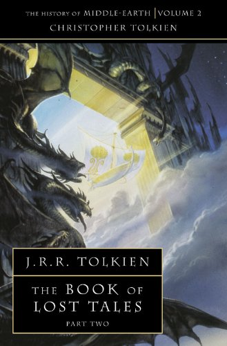 9780261102149: Book of Lost Tales: Pt. 2 (The History of Middle-Earth)