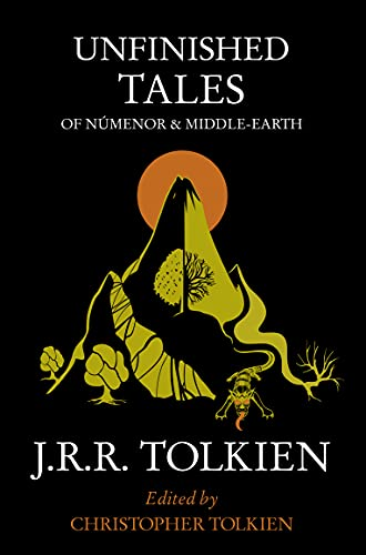 9780261102163: Unfinished Tales: of Numenor and Middle-earth