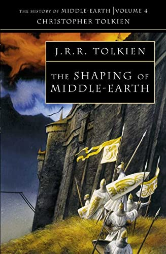 9780261102187: The Shaping of Middle-Earth: The Quenta, the Ambarkanta and the Annals (The History of Middle-Earth, Vol. 4)