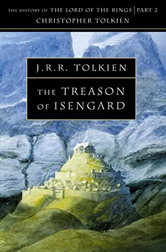 9780261102200: The Treason of Isengard: The History of the Lord of the Rings, Part 2 (The History of Middle-Earth, Vol. 7) (V.VII 1)