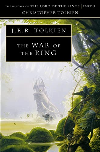 9780261102231: The War of the Ring (The History of Middle-earth, Book 8)