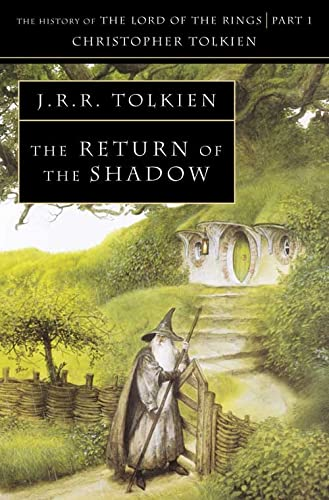 9780261102248: The Return of the Shadow: The History of The Lord of the Rings, Part One (The History of Middle-Earth, Vol. 6)