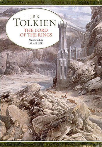 9780261102309: Illustrated Lord of the Ring