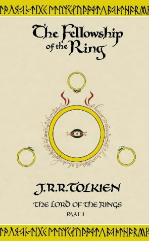 The Fellowship Of The Ring (Volume 1)