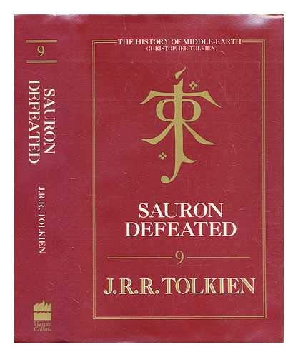 Sauron Defeated (9780261102408) by J. R. R.;Tolkien, Christopher Tolkien