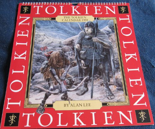 9780261102477: The Tolkien calendar 1993