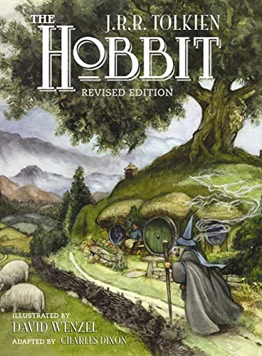 J.R.Tolkien The Hobbit