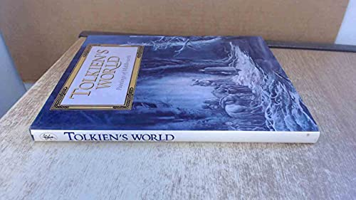 Tolkien's World. Paintings of Middle-earth: Tolkien, J, R.